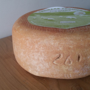 Tomme onctueuse - lait cru...