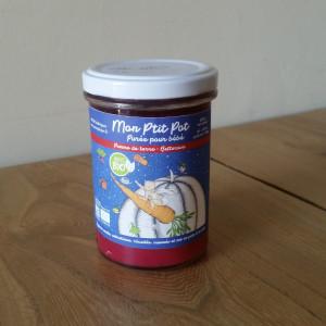 Petit Pot bébé BIO - pomme...