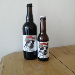 Bière de Noël - La Séquère