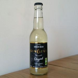 Gingeur Berre - boisson au gingembre sans alcool - Soft drink - producteur Landes Basque