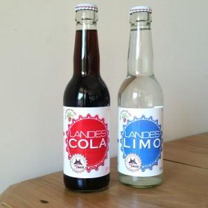 Landes Cola - Soda - Soft drink - Landes