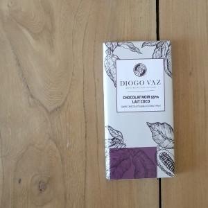 Chocolat Noir 55% Lait de...