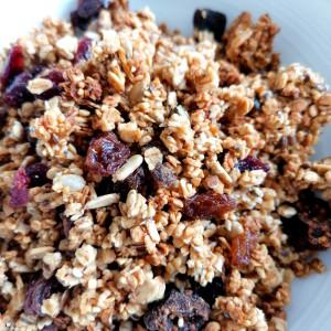 Granola Fruits Rouges BIO