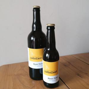 Bière Blonde Florale -...