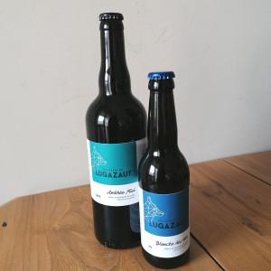 Bière Ambrée Miel - Lugazaut