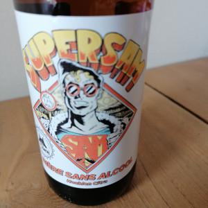 SuperSam - bière sans alcool