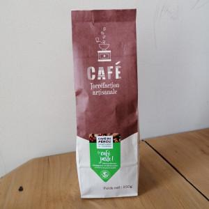 Café bio & équitable - Pérou