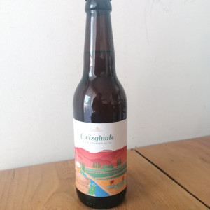 Bière au riz Orizginale