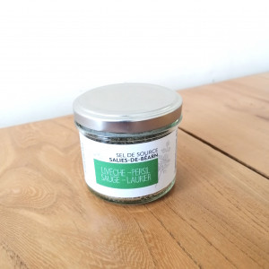 Sel aromatique recette persil sauge