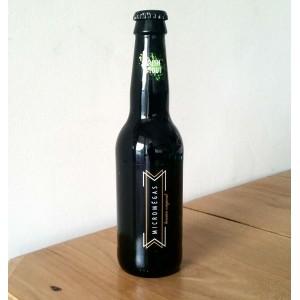 Bière brune, café et chocolat, locale Landes. Micromégas à Saint-Sever