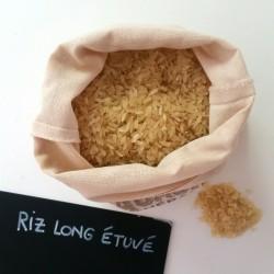Riz long étuvé - 1kg