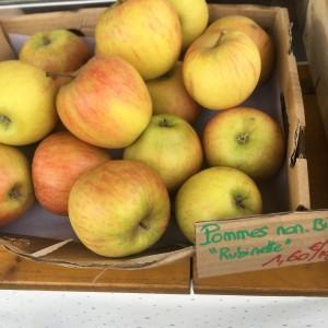 Pommes mélange variétés - 1kg