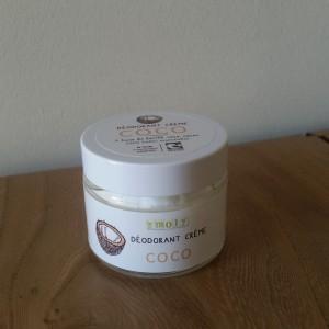 Déodorant crème Coco
