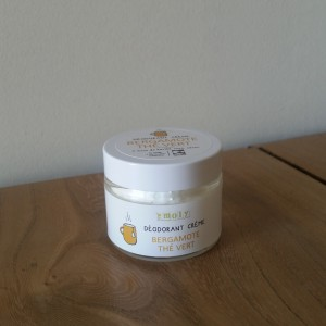 Déodorant crème Bergamote...