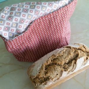Sac à pain boule