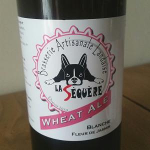 Bière blanche Wheat Ale -...
