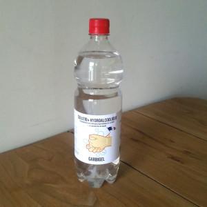 Solution hydroalcoolique -...